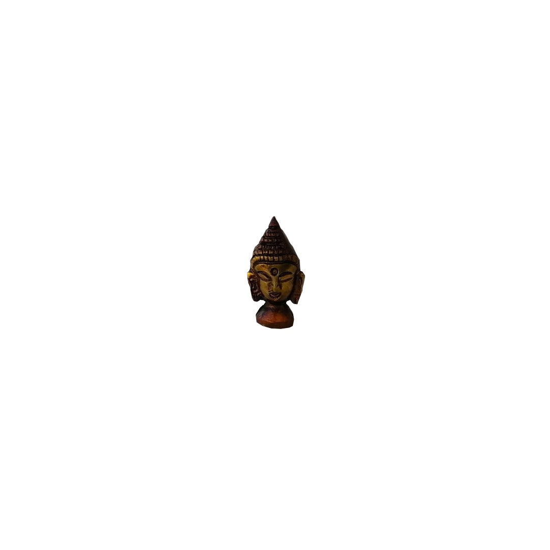 Figura Mini Buda - Bronze