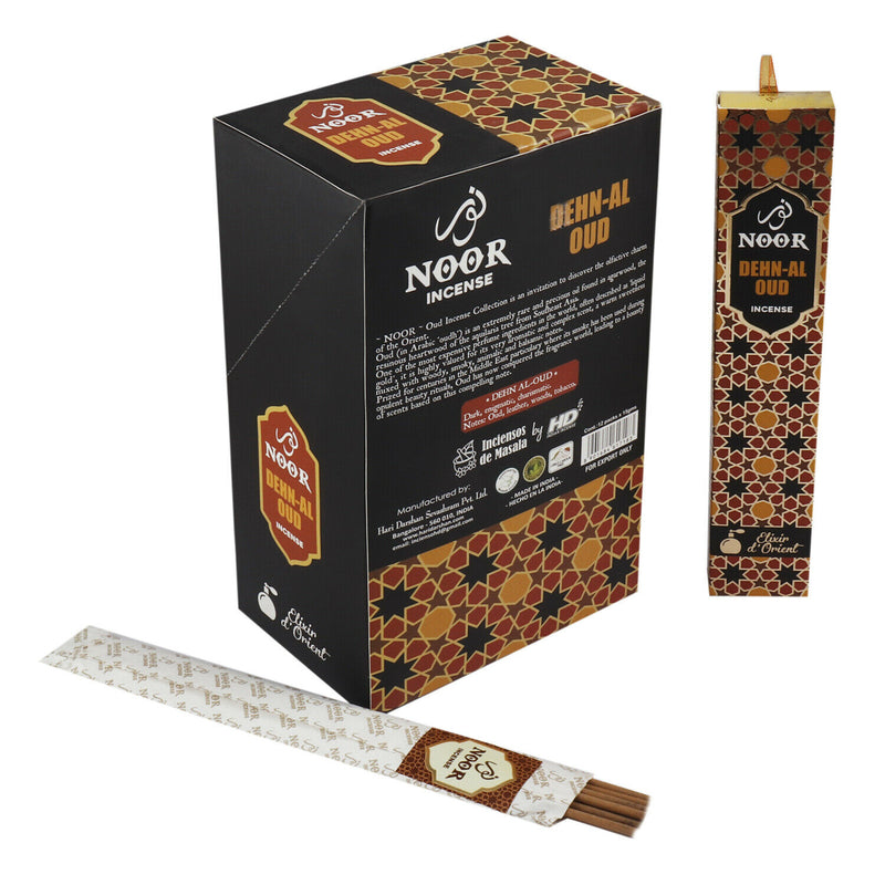 Incienso Natural Dehn-Al Oud - Noor Incense