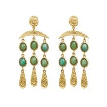FIORELLA EARRINGS AVENTURINE