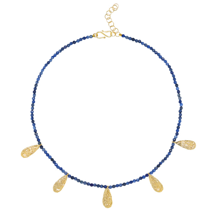ISABEL NECKLACE BLUE