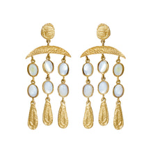 FIORELLA EARRINGS MOTHER OF PEARL