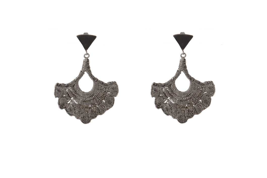 SORREL OXID EARRINGS (L)