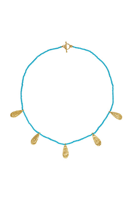 ISABEL NECKLACE TURQUOISE