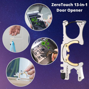 ZeroTouch 13-in-1 Door Opener