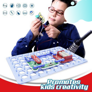 [PROMO 30% OFF] Snap Circuit Educational Electronic Board
