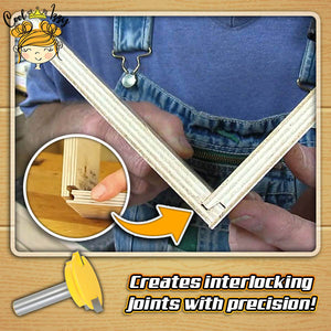 BuildPRO Drawer Lock Router Bit