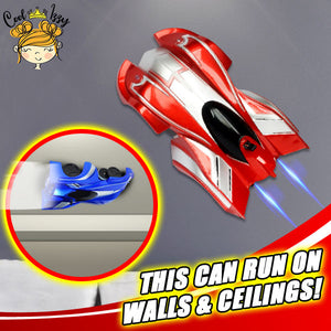 Anti-Gravity Wall Climbing RC Car