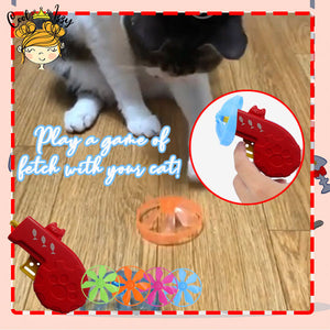 Fetch Shooter Cat Toy