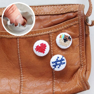DIY Fabric Button Making Kit