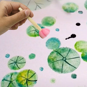 ArtMAZING Sponge Painting Set