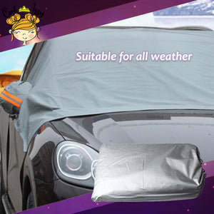 Deluxe Snow & UV Windshield Cover