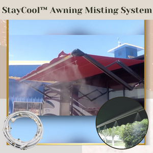 [PROMO 30% OFF] StayCool™ Awning Misting System