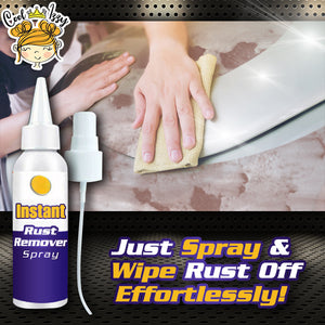 Instant Rust Remover Spray