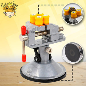 360° Suction Bench Vise