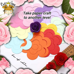 EZCraft Rose Quilling Paper