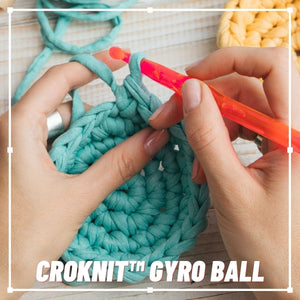[PROMO 30% OFF] CroKnit™ Gyro Ball