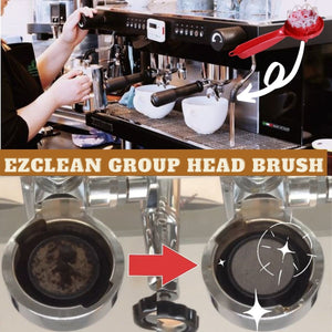 EZClean Group Head Brush