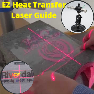 EZ Heat Transfer Laser Guide