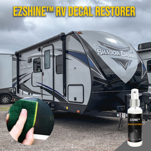 [PROMO 30% OFF] EZShine™ RV Decals Restorer