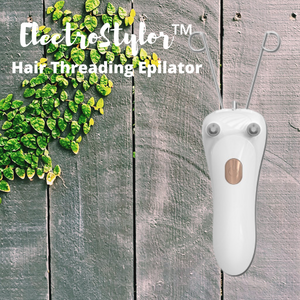 ElectroStylor™ Hair Threading Epilator