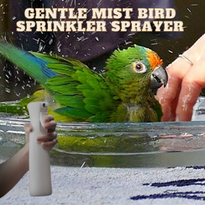 Gentle Mist Bird Sprinkler Sprayer