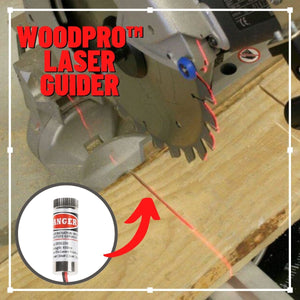 WoodPro™ Laser Guider