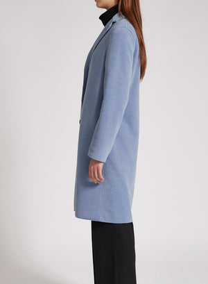 Overcoat polaire