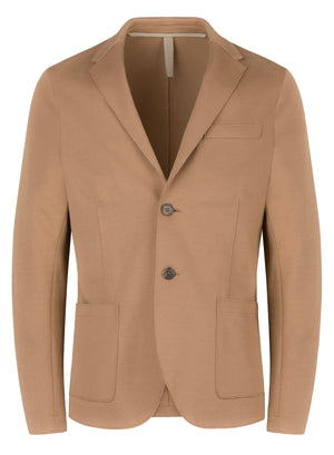 2b. blazer Stretch Piquet