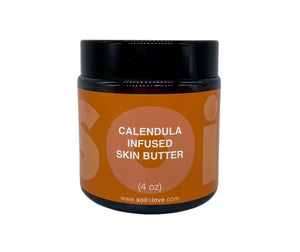 Calendula Infused Skin Butter           (LOCAL PICK UP ONLY)
