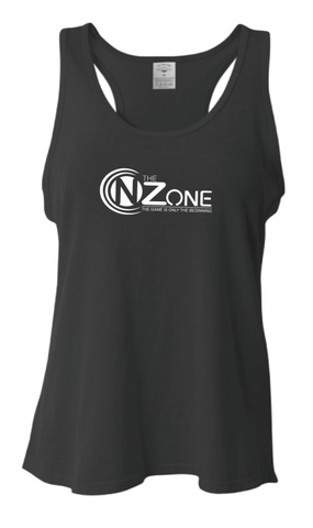 Women's Racerback Tank - N' The Zone