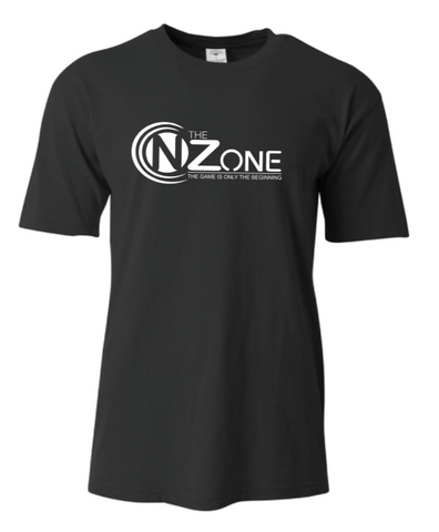Cotton Crew Tee - N' The Zone