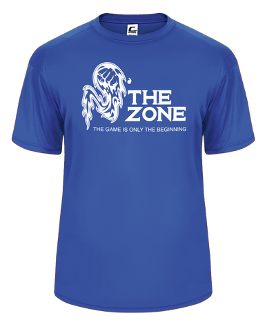 Flaming Fist Dri-Fit  Tee - N' The Zone