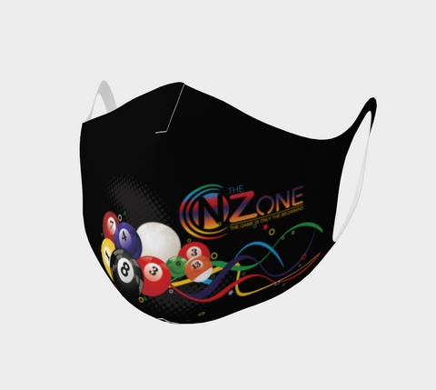 Zone Pool Ball Mask
