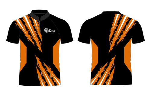 Ladies Bengal Black Jersey