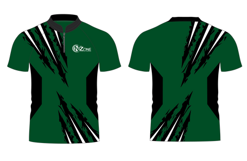 Ladies Bengal Green Jersey