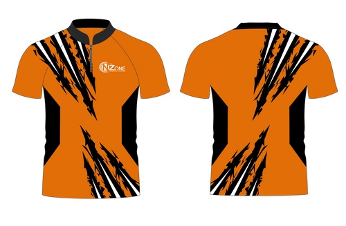 Ladies Bengal Orange Jersey