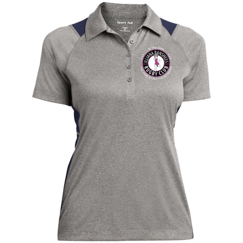 NZ Banshees Heather Polo