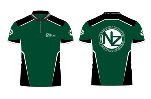 NZ Green and Black Jersey