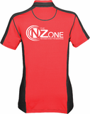 Women's Odyssey Zip Polo - N' The Zone