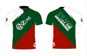 Triple Color Green Jersey