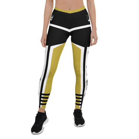 NZ Zone Gold Leggings