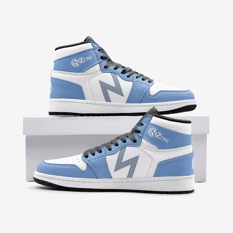 NZ Columbia Blue High Tops