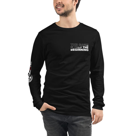 NZ Shark II LS Tee