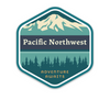 PNW Sticker Blue