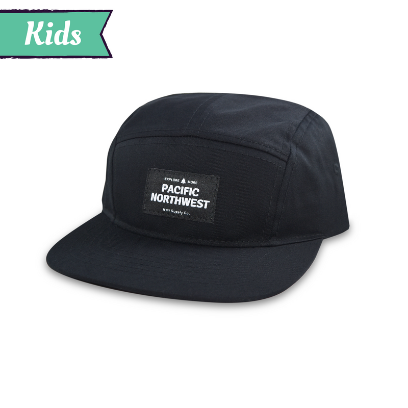 Skyline 5-Panel Hat Kids