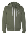 The Classic Zip Up Hoodie