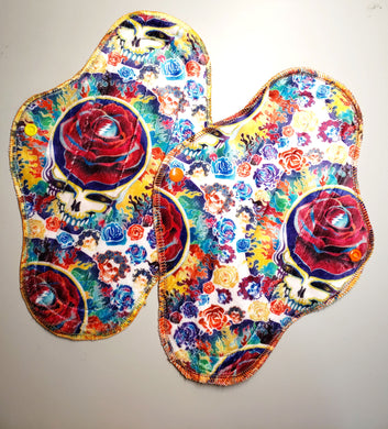 Box of rain cloth pads