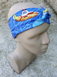 Subs turban headband