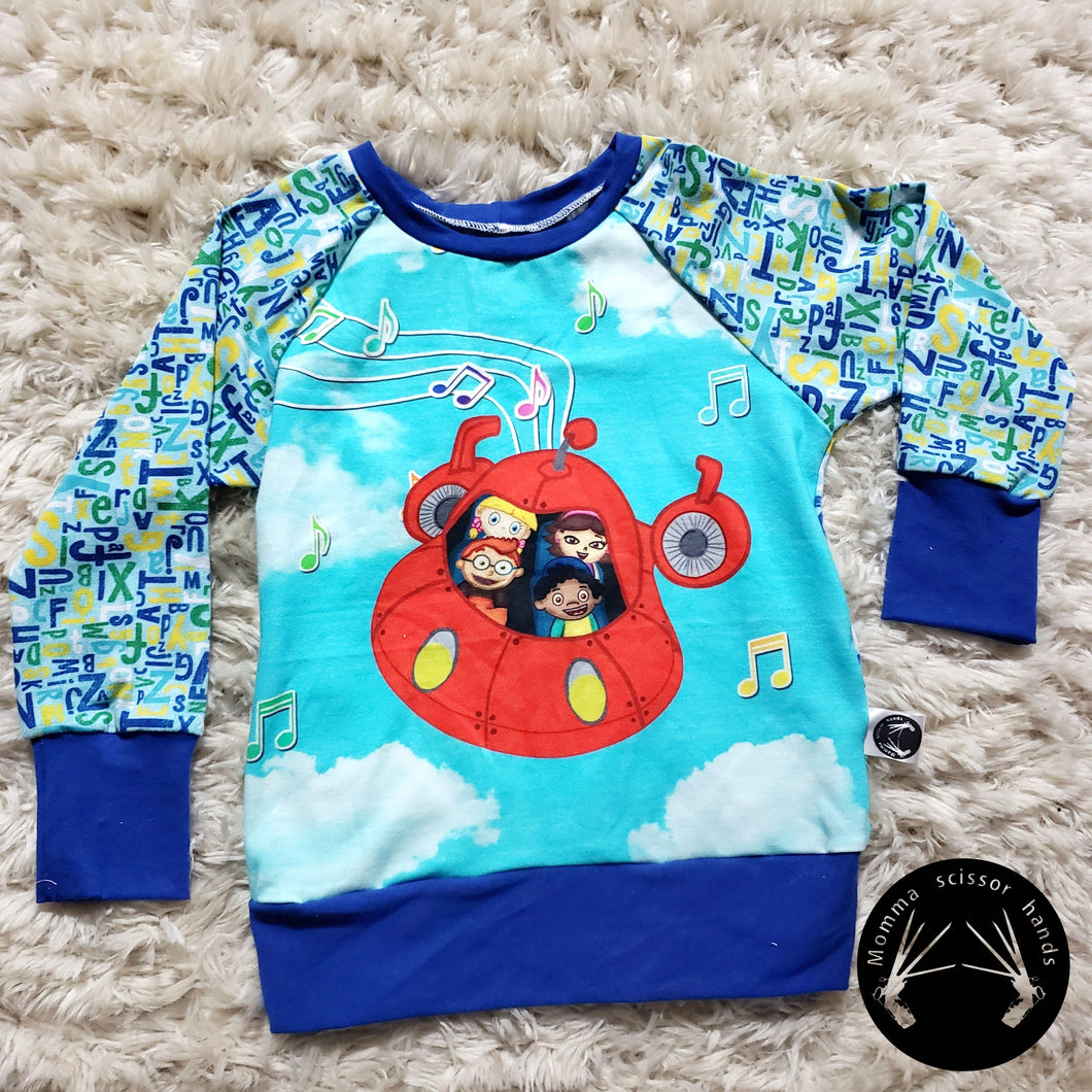 Baby Einstein long sleeve shirt