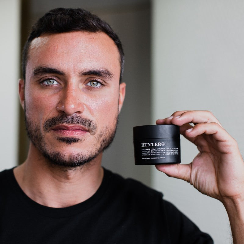 A Simple 3-Step Face Care Routine for Men